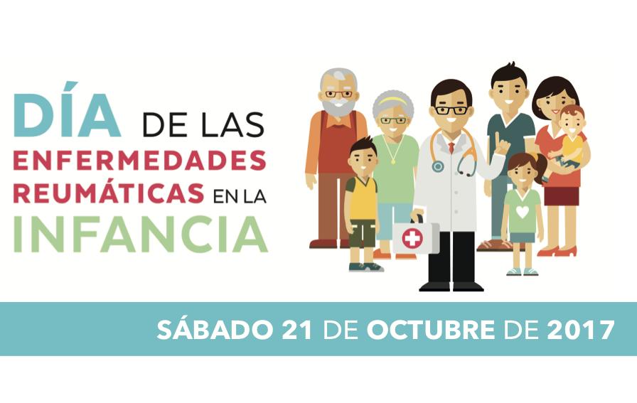 Día nacional del niño con enfermedad reumática