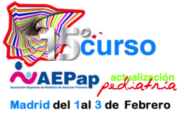 15 Curso AEpap de actualización en pediatría