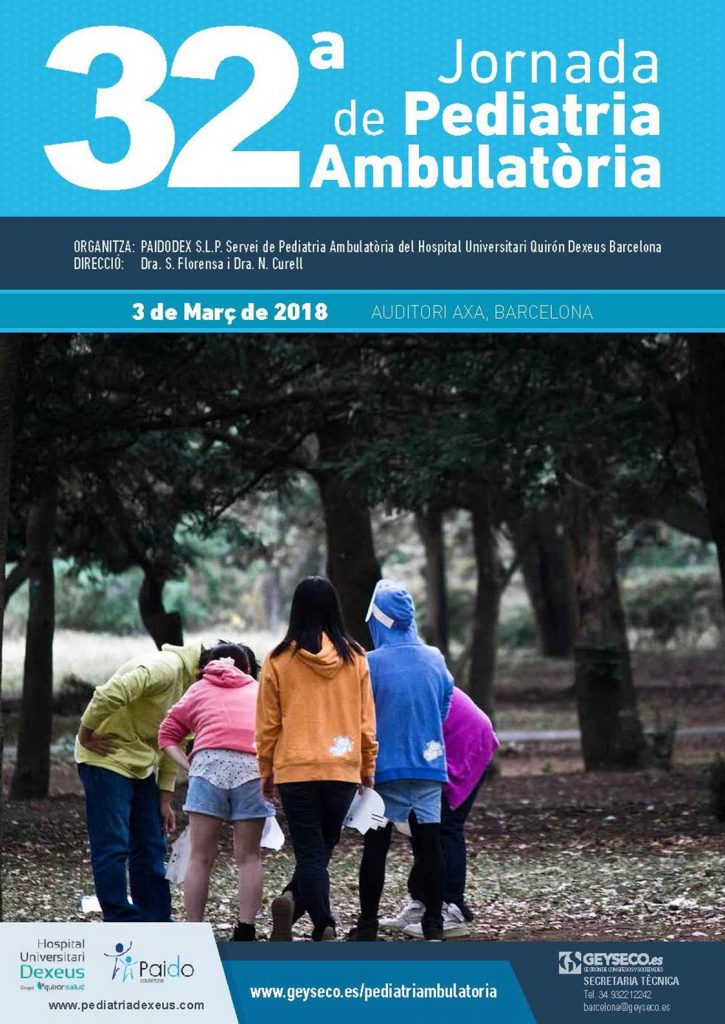 32ª Jornada de Pediatría Ambulatoria
