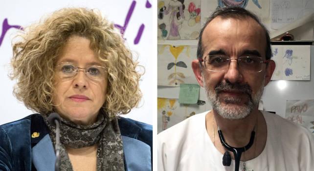 Entrevista en Gaceta Medica a nuestra presidenta Concha Sanchez Pina y a Cesar García